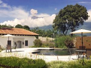 pool Hacienda del comendador, piscina.